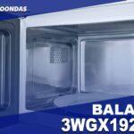 Comprar microondas empotrable balay online